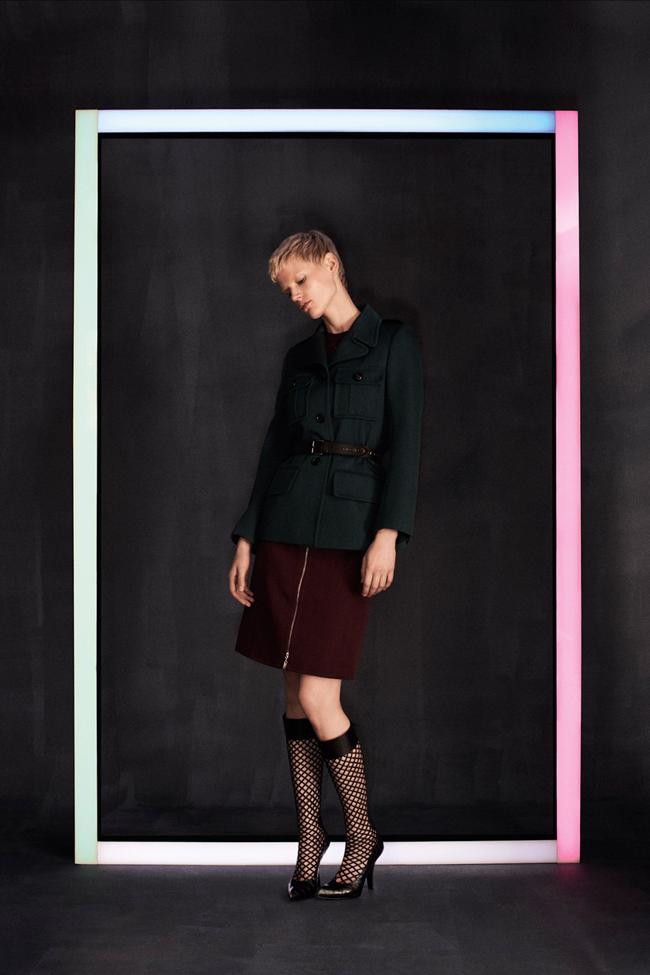 COLLECTION Saskia De Brauw, Kati Nescher & Marine Deleuw for Loui Vuitton Pre-Fall 2014. www.imageamplified.com, Image Amplified (8)
