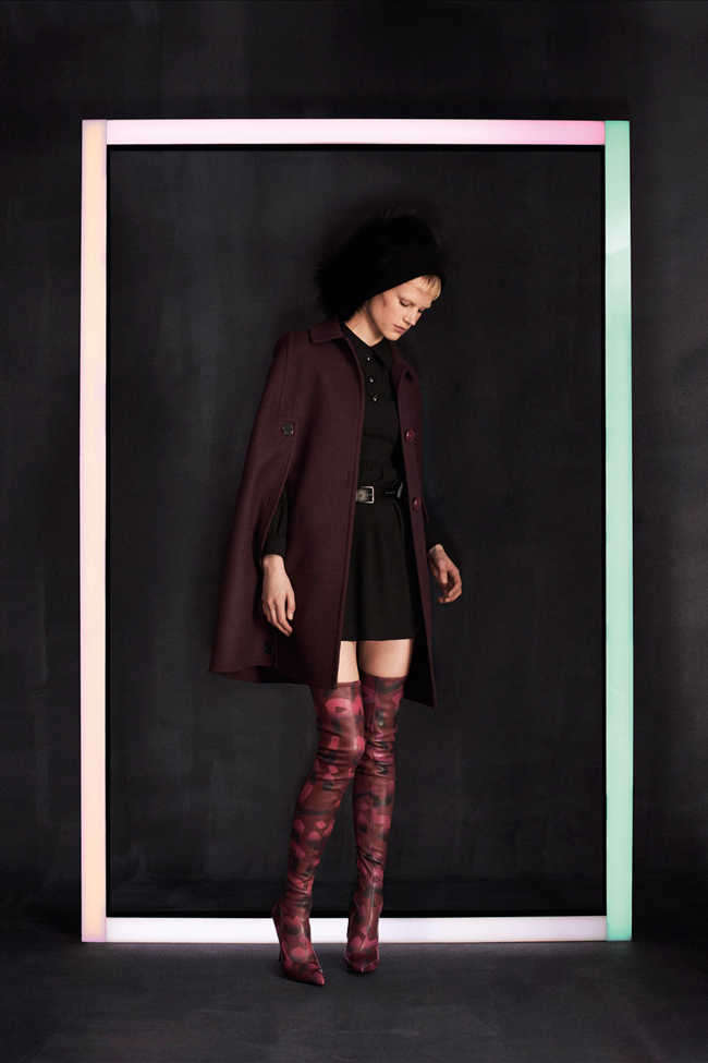 COLLECTION Saskia De Brauw, Kati Nescher & Marine Deleuw for Loui Vuitton Pre-Fall 2014. www.imageamplified.com, Image Amplified (13)