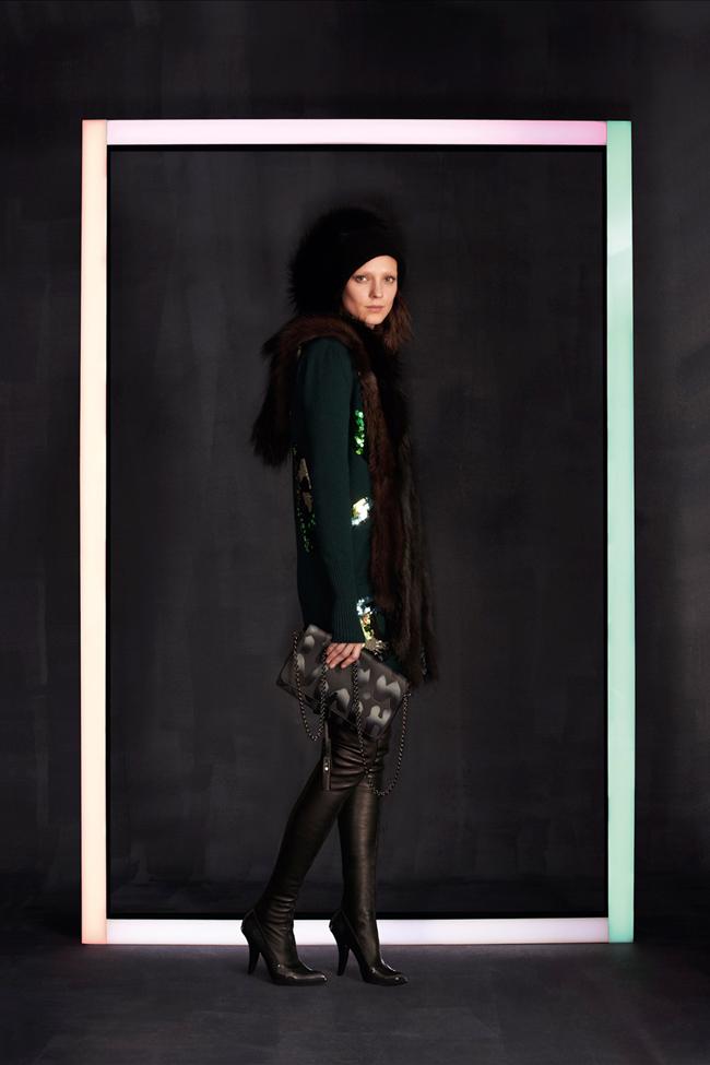 COLLECTION Saskia De Brauw, Kati Nescher & Marine Deleuw for Loui Vuitton Pre-Fall 2014. www.imageamplified.com, Image Amplified (17)