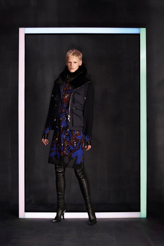 COLLECTION Saskia De Brauw, Kati Nescher & Marine Deleuw for Loui Vuitton Pre-Fall 2014. www.imageamplified.com, Image Amplified (21)