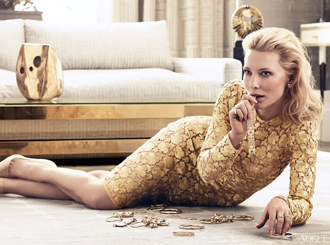 VOGUE MAGAZINE Cate Blanchett by Craig McDean. Tonne Goodman, January 2014, www.imageamplified.com, Image Amplified (3)