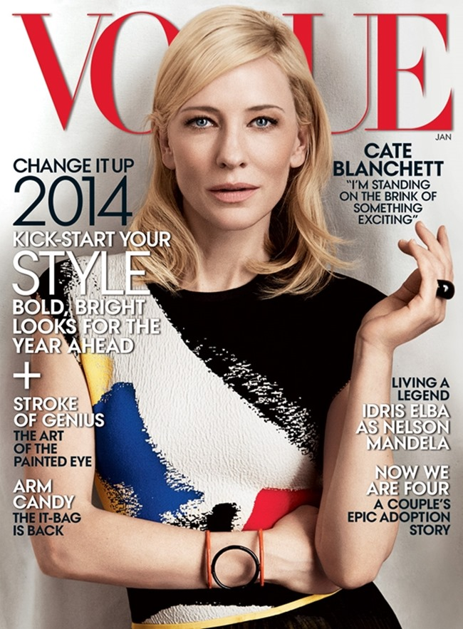 VOGUE MAGAZINE Cate Blanchett by Craig McDean. Tonne Goodman, January 2014, www.imageamplified.com, Image Amplified (1)