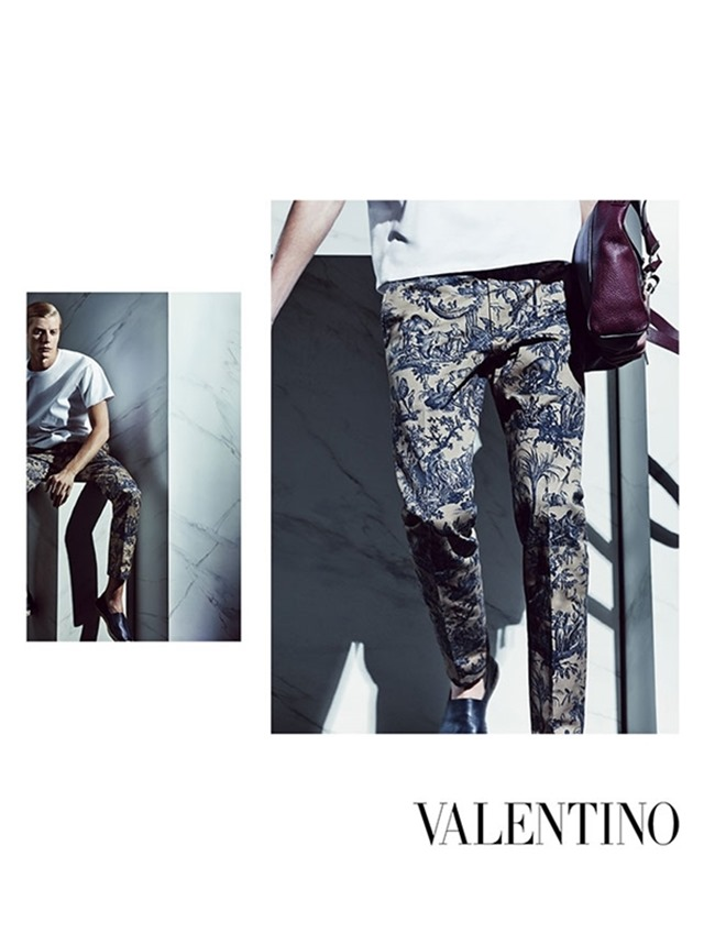 CAMPAIGN Arthur Gosse, Janis Ancens & Nicolas Ripoll for Valentino Spring 2014 by Craig McDean. Riccardo Ruini, www.imageamplified.com, Image amplified (13)