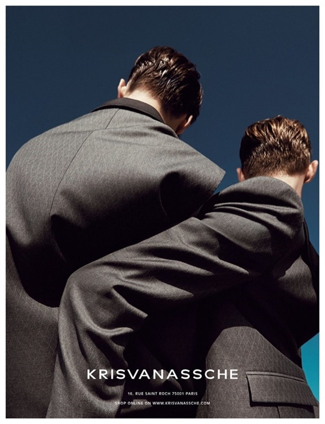 CAMPAIGN Kris Van Assche Spring 2014 by Alessio Bolzoni. Mauricio Nardi, www.imageamplified.com, Image amplified (1)