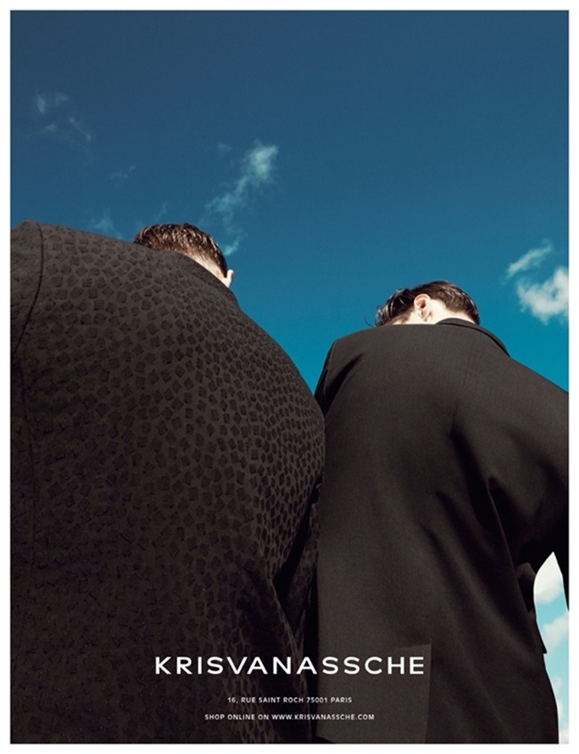 CAMPAIGN Kris Van Assche Spring 2014 by Alessio Bolzoni. Mauricio Nardi, www.imageamplified.com, Image amplified (3)