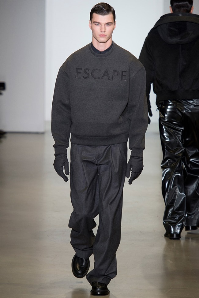MILAN FASHION WEEK Calvin Klein Fall 2014. www.imageamplified.com, Image Amplified (22)