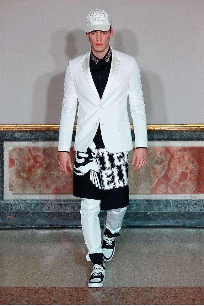 MILAN FASHION WEEK Frankie Morello Fall 2014. www.imageamplified.com, Image Amplified (33)