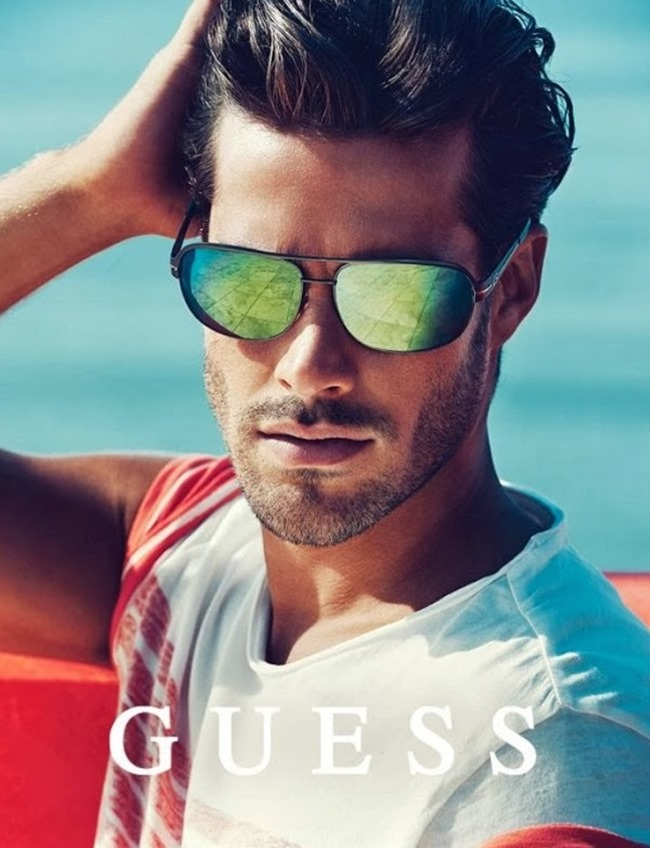 CAMPAIGN Goncarlo Viriato Teixeira for Guess Spring 2014. www.imageamplified.com, Image amplified (7)