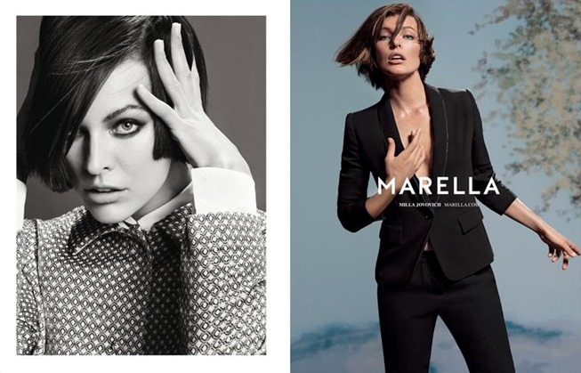 CAMPAIGN Milla Jovovich for Marella Spring 2014 by Inez & Vinoodh. www.imageamplified.com, image Amplified (5)