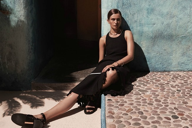 WSJ MAGAZINE Andreea Diaconu in Costa Careyes's Utopian View by Josh Olins. Claire Richardson, February 2014, www.imageamplified.com, Image Amplified (13)