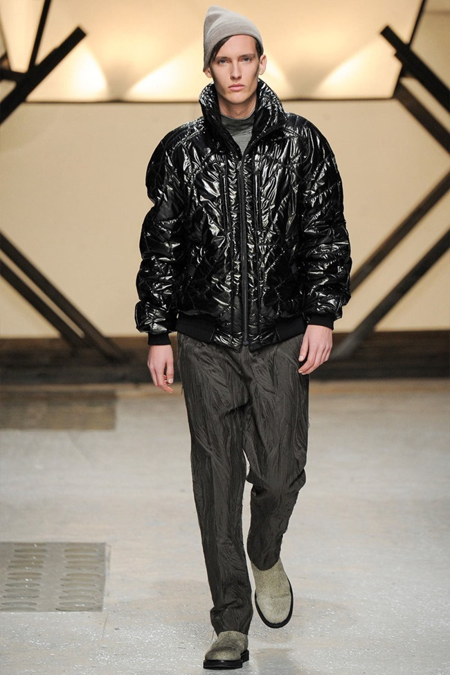 PARIS FASHION WEEK Damir Doma Menswear Fall 2014. www.imageamplified.com, Image Amplified (3)