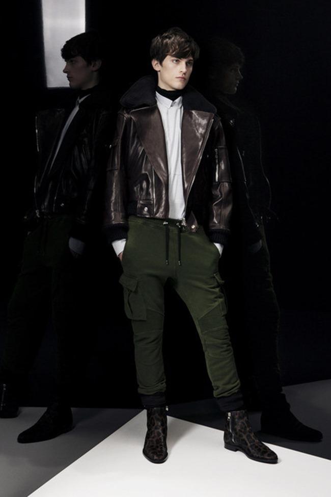 PARIS FASHION WEEK Balmain Menswear Fall 2014. www.imageamplified.com, Image Amplified (2)