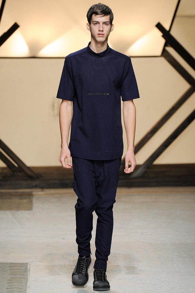 PARIS FASHION WEEK Damir Doma Menswear Fall 2014. www.imageamplified.com, Image Amplified (5)