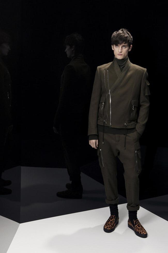 PARIS FASHION WEEK Balmain Menswear Fall 2014. www.imageamplified.com, Image Amplified (16)