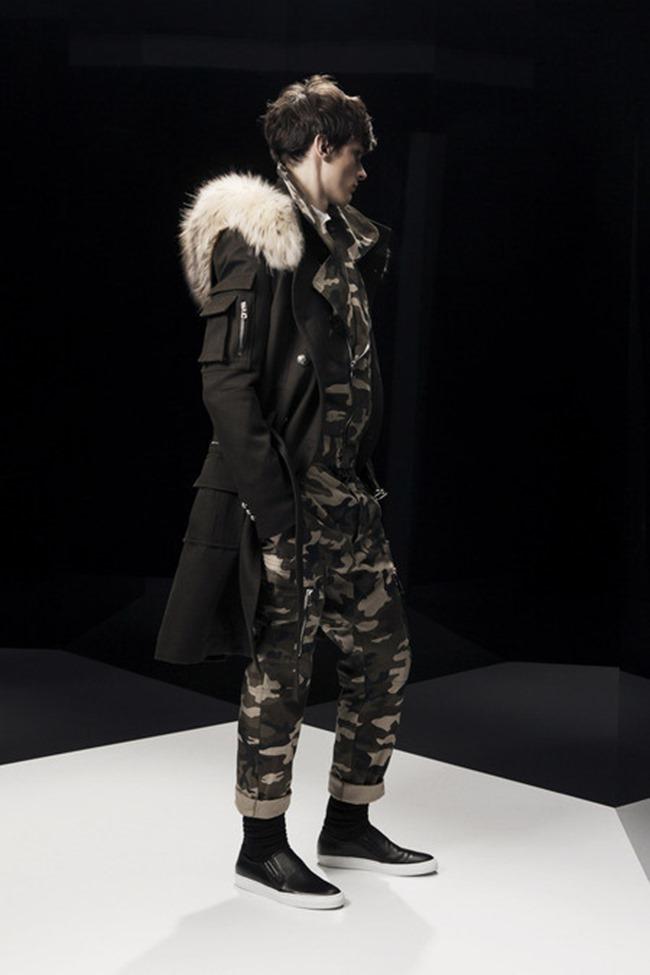 PARIS FASHION WEEK Balmain Menswear Fall 2014. www.imageamplified.com, Image Amplified (19)