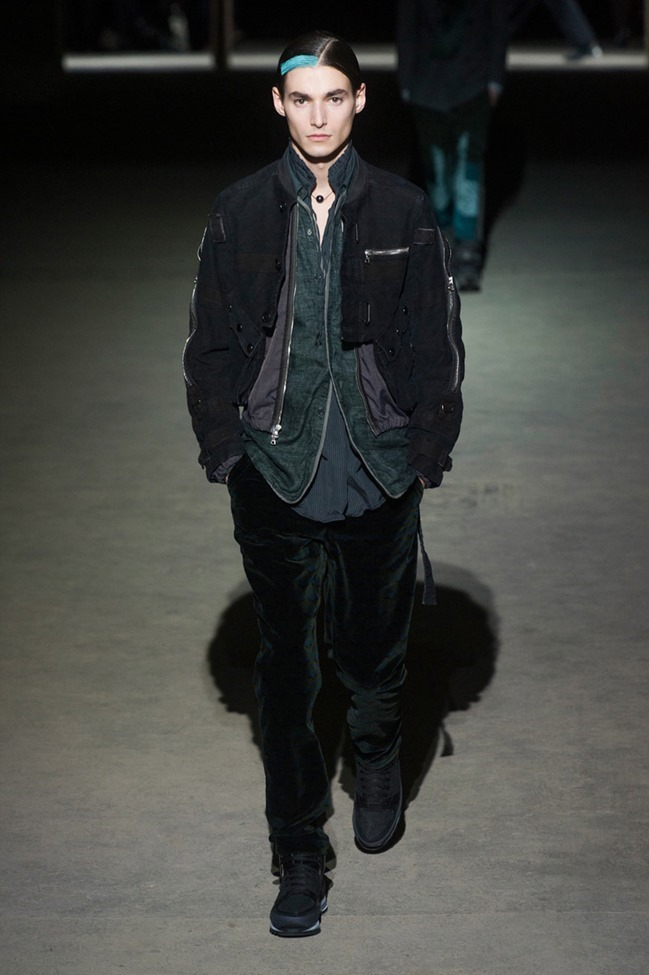 PARIS FASHION WEEK Dries Van Noten Menswear Fall 2014. www.imageamplified.com, Image Amplified (10)