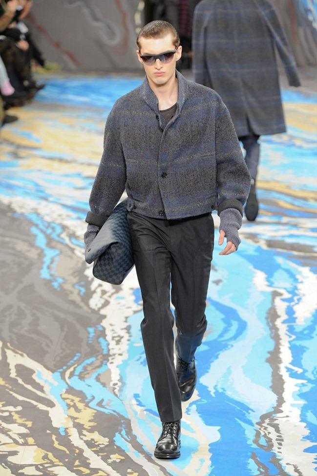 PARIS FASHION WEEK Louis Vuitton Menswear Fall 2014. www.imageamplified.com, Image Amplified (21)