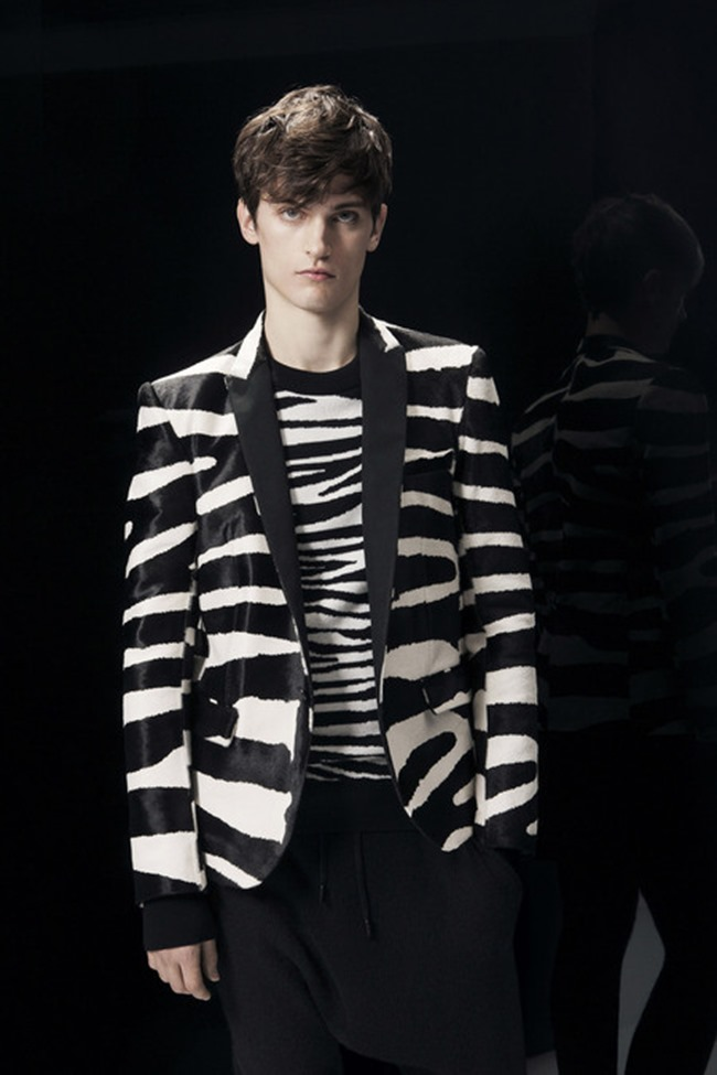 PARIS FASHION WEEK Balmain Menswear Fall 2014. www.imageamplified.com, Image Amplified (25)