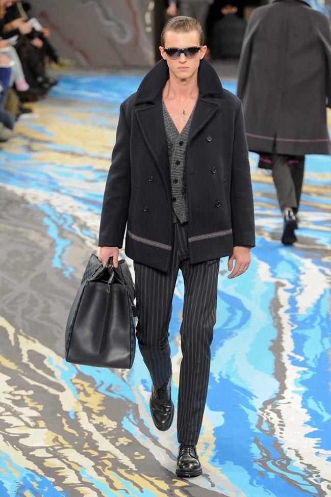 PARIS FASHION WEEK Louis Vuitton Menswear Fall 2014. www.imageamplified.com, Image Amplified (23)