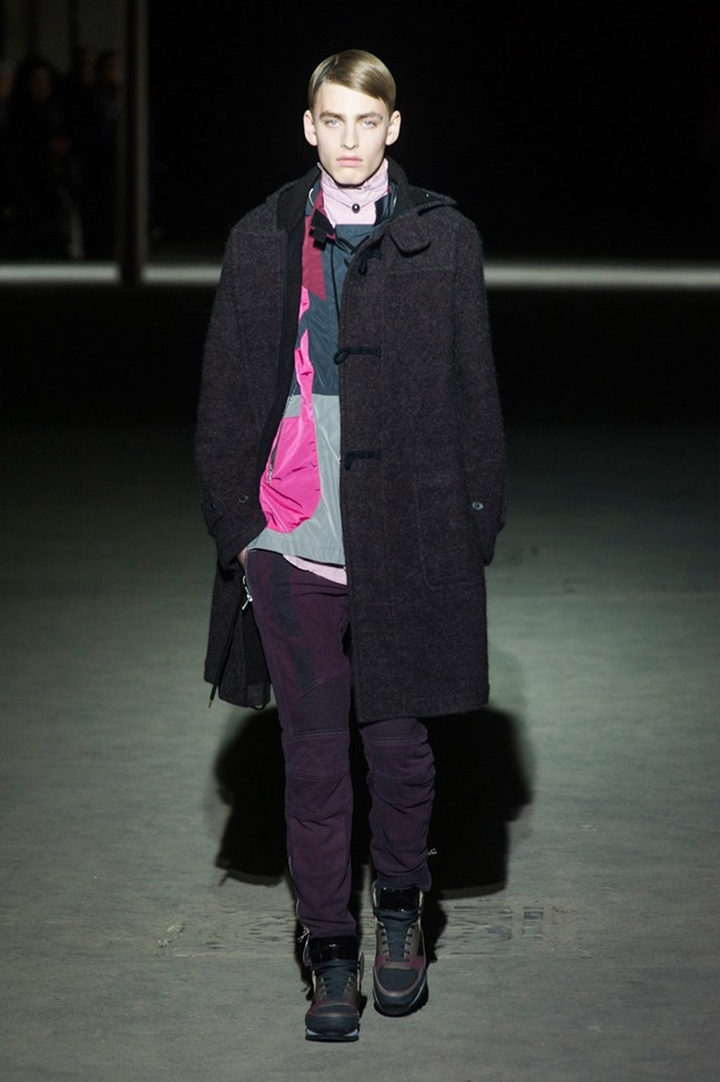 PARIS FASHION WEEK Dries Van Noten Menswear Fall 2014. www.imageamplified.com, Image Amplified (17)