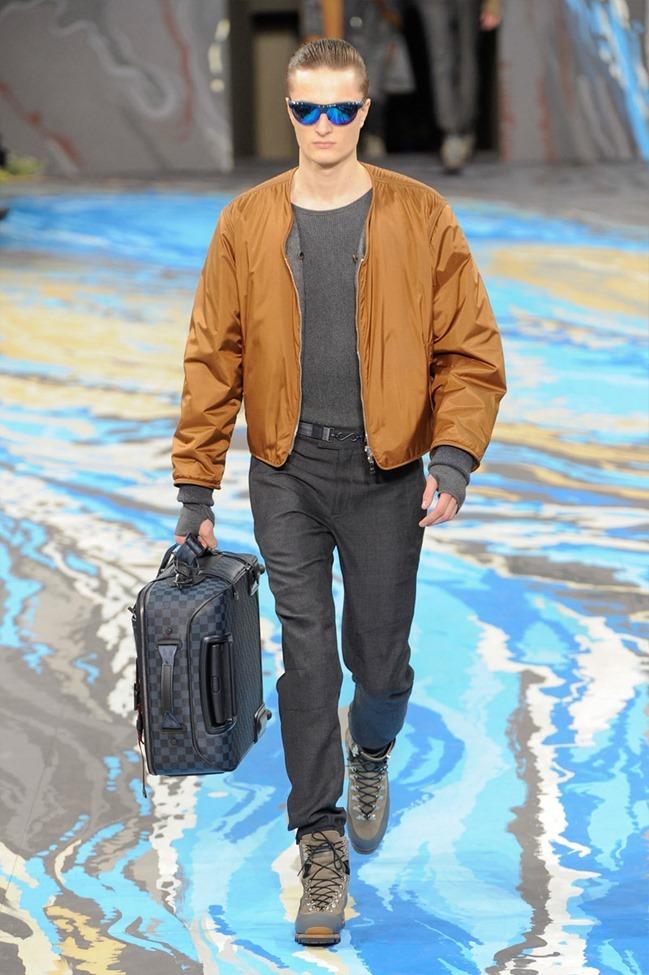 PARIS FASH ION WEEK Louis Vuitton Menswear Fall 2014. www.imageamplified.com, Image Amplified (33)