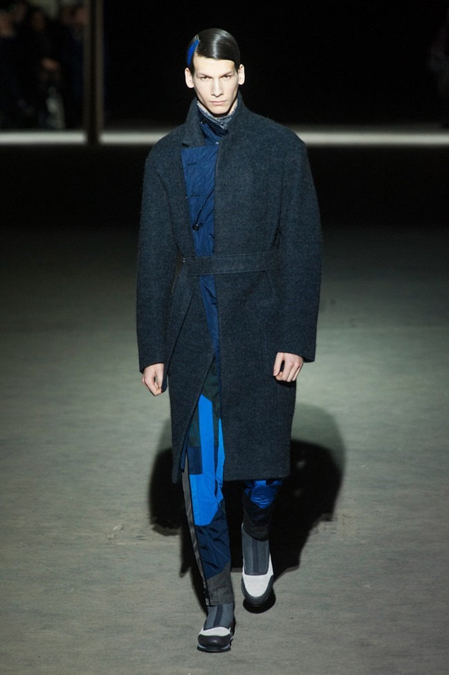 PARIS FASHION WEEK Dries Van Noten Menswear Fall 2014. www.imageamplified.com, Image Amplified (29)
