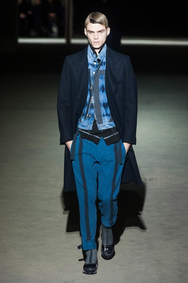 PARIS FASHION WEEK Dries Van Noten Menswear Fall 2014. www.imageamplified.com, Image Amplified (30)