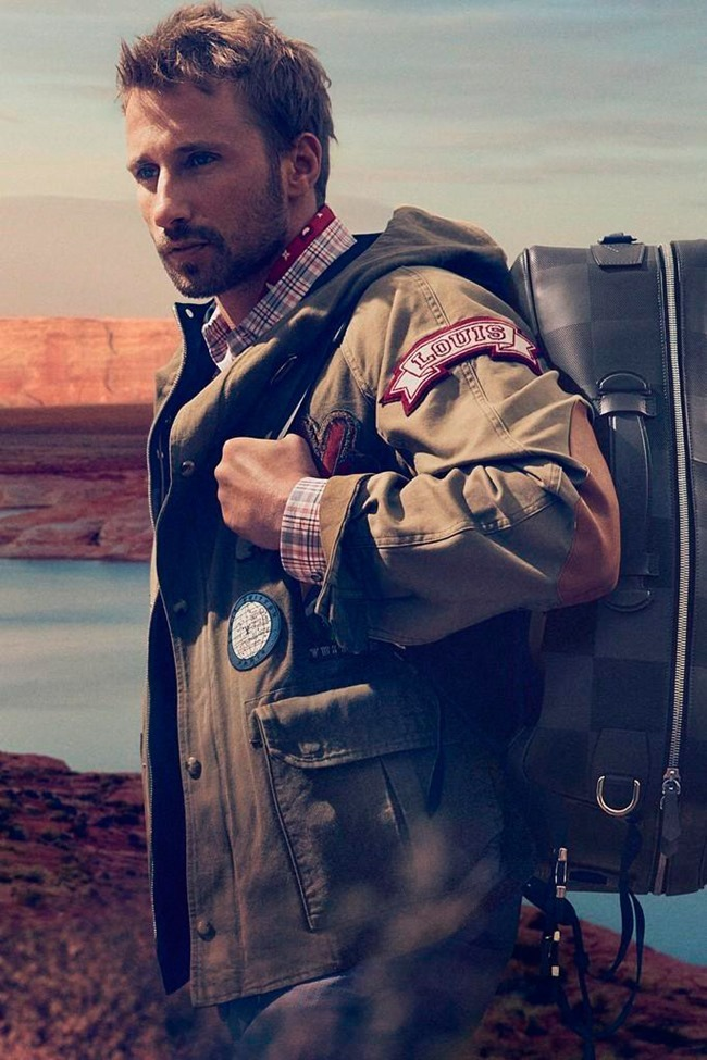 PREVIEW mattias Schoenaerts for Louis Vuitton Spring 2014 by Mikael Jansson. www.imageamplified.com, Image Amplified (2)