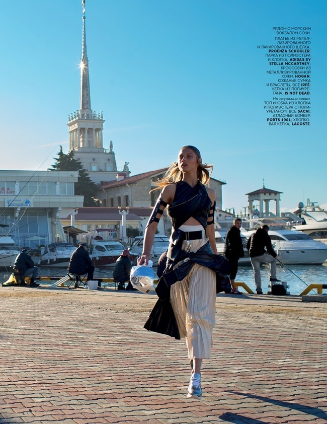 VOGUE RUSSIA Anna Selezneva by Hans Feurer. Olga Dunina, February 2014, www.imageamplified.com, Image Amplified (11)
