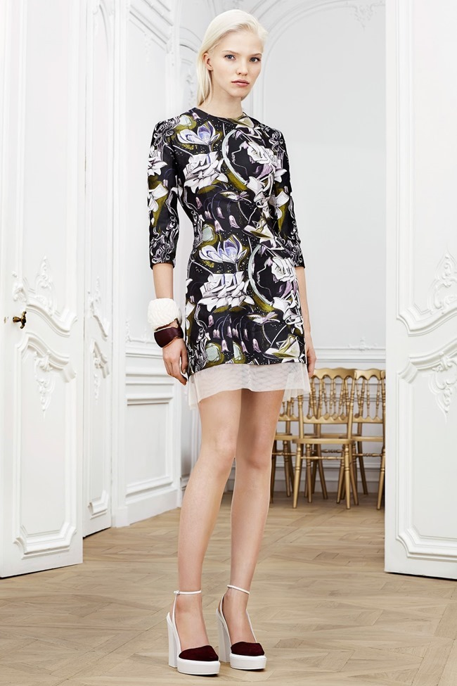COLLECTION Sasha Luss, Larissa Hofmann, Katlin Aas & Ashleigh Good for Christian Dior Pre-Fall 2014. www.imageamplified.com, Image Amplified (24)