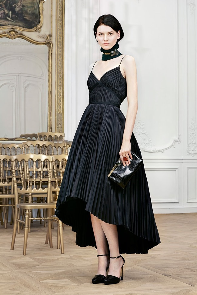 COLLECTION Sasha Luss, Larissa Hofmann, Katlin Aas & Ashleigh Good for Christian Dior Pre-Fall 2014. www.imageamplified.com, Image Amplified (9)