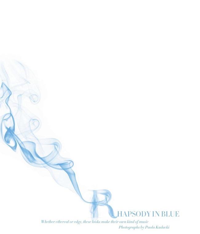 HARPER'S BAZAAR MAGAZINE Catherine McNeil in Rhapsody In Blue by Paola Kudacki. Tony Irvine, February 2014, www.imageamplified.com, Image amplified (1)