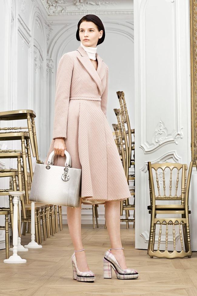COLLECTION Sasha Luss, Larissa Hofmann, Katlin Aas & Ashleigh Good for Christian Dior Pre-Fall 2014. www.imageamplified.com, Image Amplified (16)