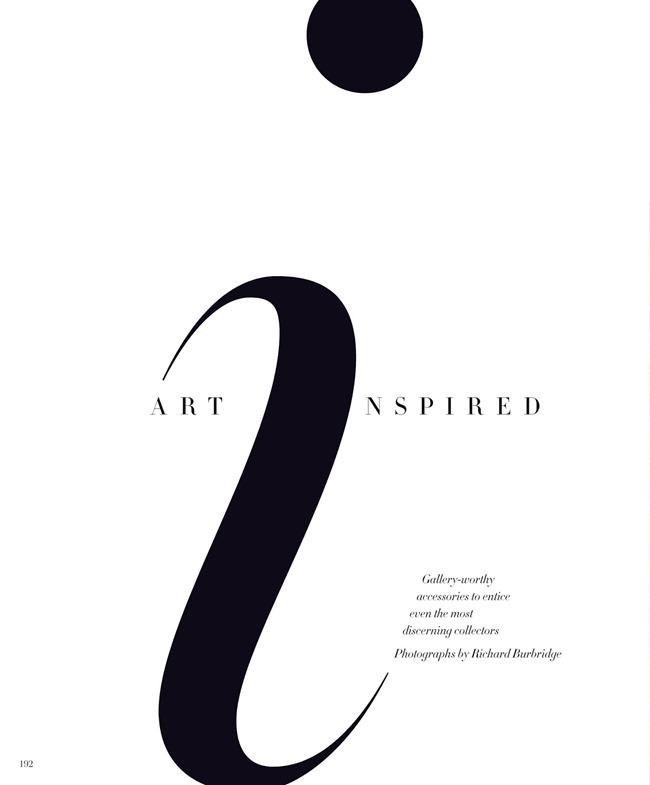 HARPER'S BAZAAR MAGAZINE Josephine Skriver in Art Inspired by Richard Burbridge. Robbie Spencer, February 2014, www.imageamplified.com, Image Amplified (4)