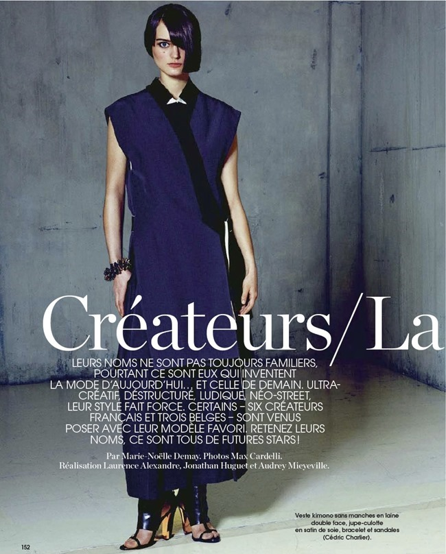 MARIE CLAIRE FRANCE Sibui Nazarenko by Max Cardelli. Laurence Alexandre, Jonathan Huguet, Audrey Mieyeville, February 2014, www.imageamplified.com, Image Amplified (17)