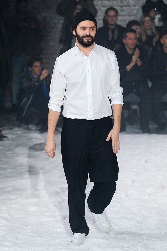 PARIS FASHION WEEK Ami Menswear Fall 2014. www.imageamplified.com, Image Amplified (10)