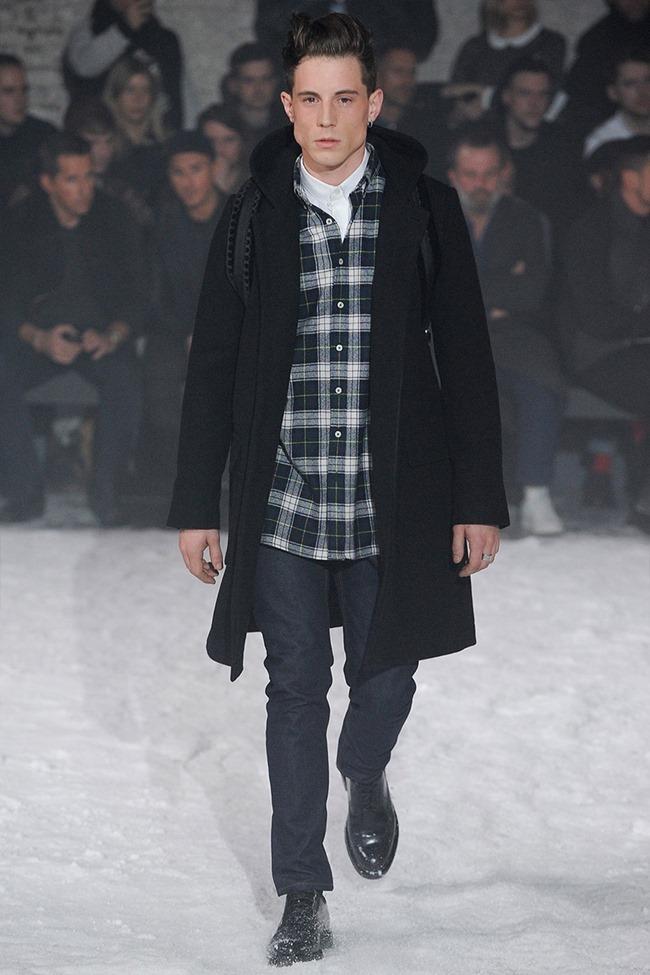 PARIS FASHION WEEK Ami Menswear Fall 2014. www.imageamplified.com, Image Amplified (20)