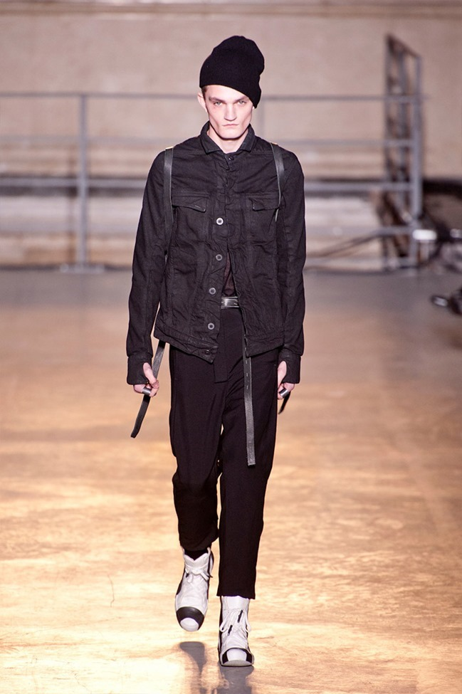 PARIS FASHION WEEK Boris Bidjan Saberi Menswear Fall 2014. www.imageamplified.com, Image Amplified (20)