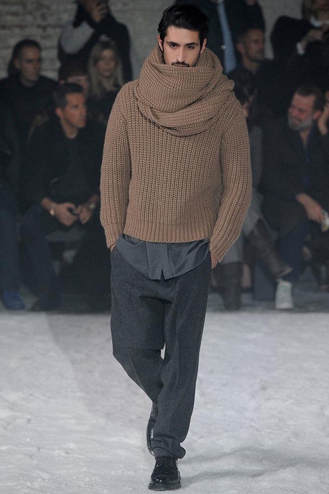 PARIS FASHION WEEK Ami Menswear Fall 2014. www.imageamplified.com, Image Amplified (24)