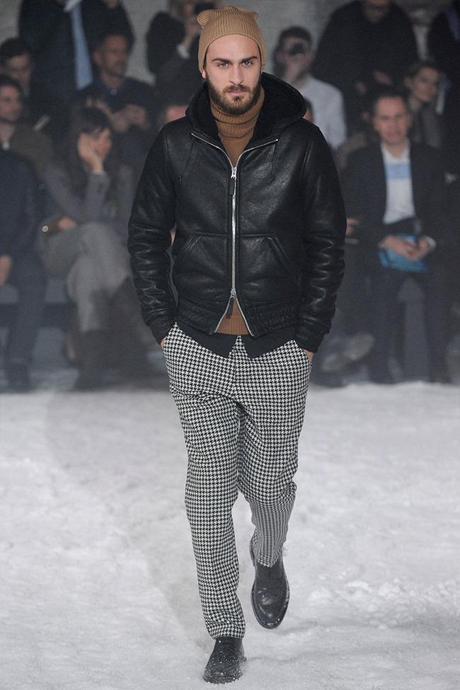 PARIS FASHION WEEK Ami Menswear Fall 2014. www.imageamplified.com, Image Amplified (28)