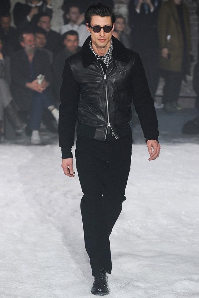 PARIS FASHION WEEK Ami Menswear Fall 2014. www.imageamplified.com, Image Amplified (33)