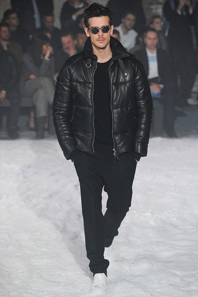 PARIS FASHION WEEK Ami Menswear Fall 2014. www.imageamplified.com, Image Amplified (35)