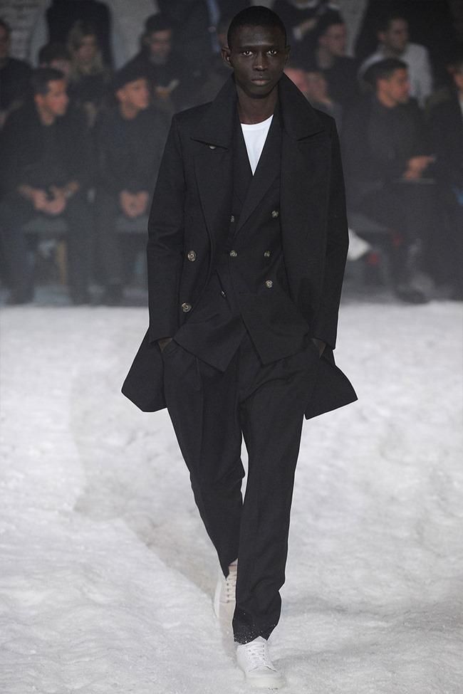PARIS FASHION WEEK Ami Menswear Fall 2014. www.imageamplified.com, Image Amplified (1)