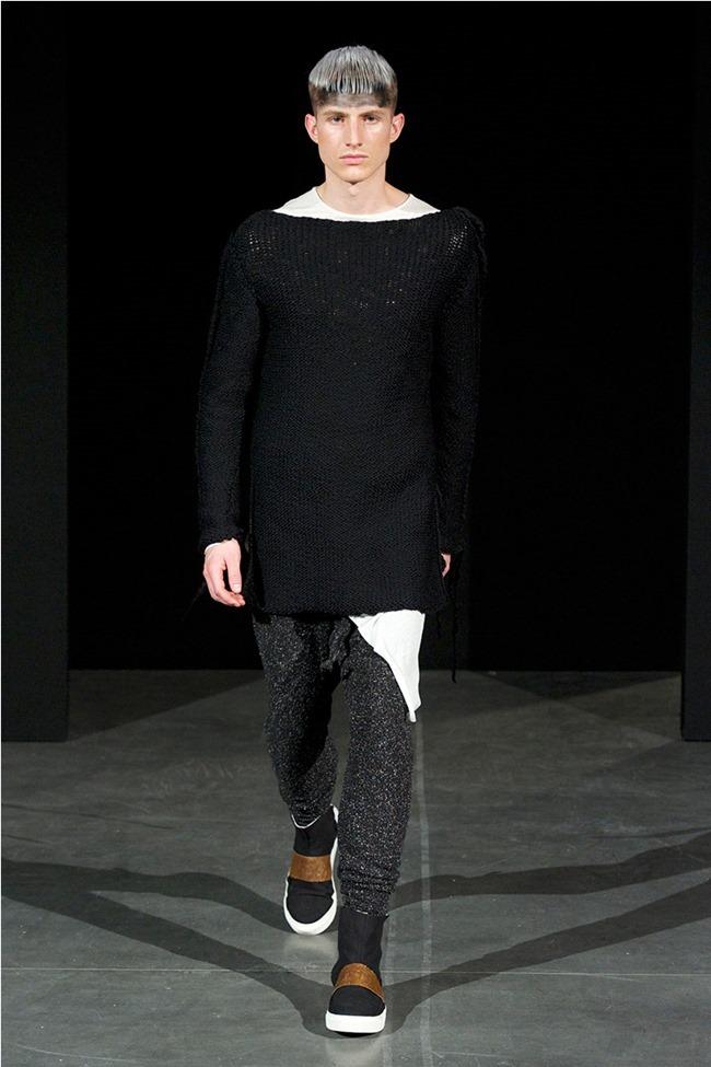 PARIS FASHION WEEK Cedric Jacquemyn Menswear Fall 2014. www.imageamplified.com, Image Amplified (26)
