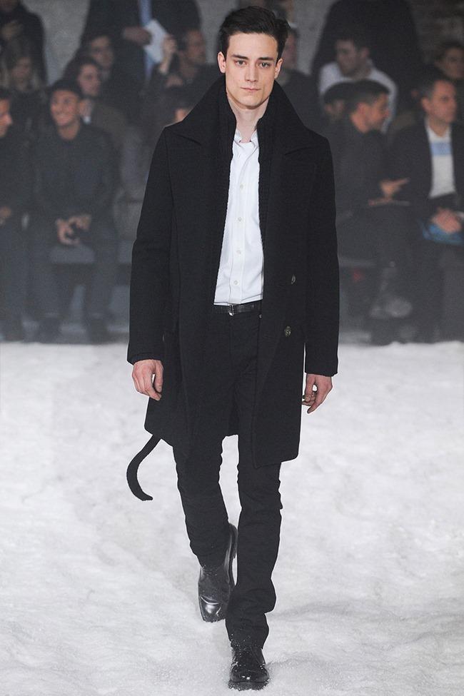 PARIS FASHION WEEK Ami Menswear Fall 2014. www.imageamplified.com, Image Amplified (3)