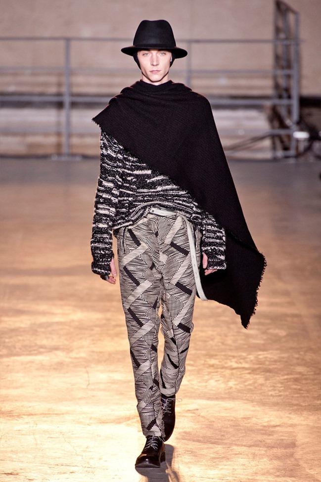 PARIS FASHION WEEK Boris Bidjan Saberi Menswear Fall 2014. www.imageamplified.com, Image Amplified (12)