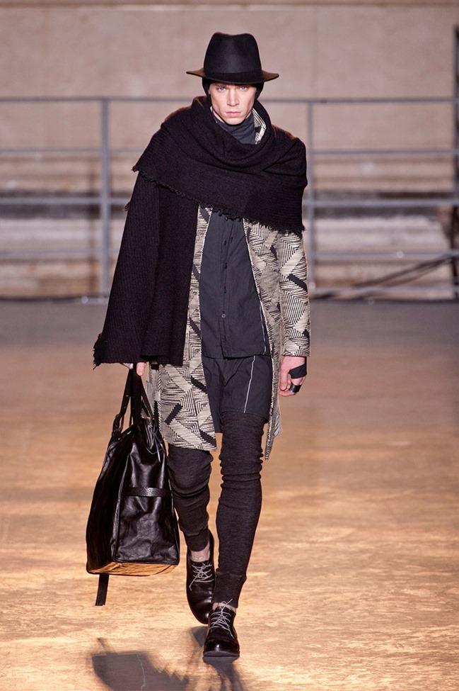 PARIS FASHION WEEK Boris Bidjan Saberi Menswear Fall 2014. www.imageamplified.com, Image Amplified (13)