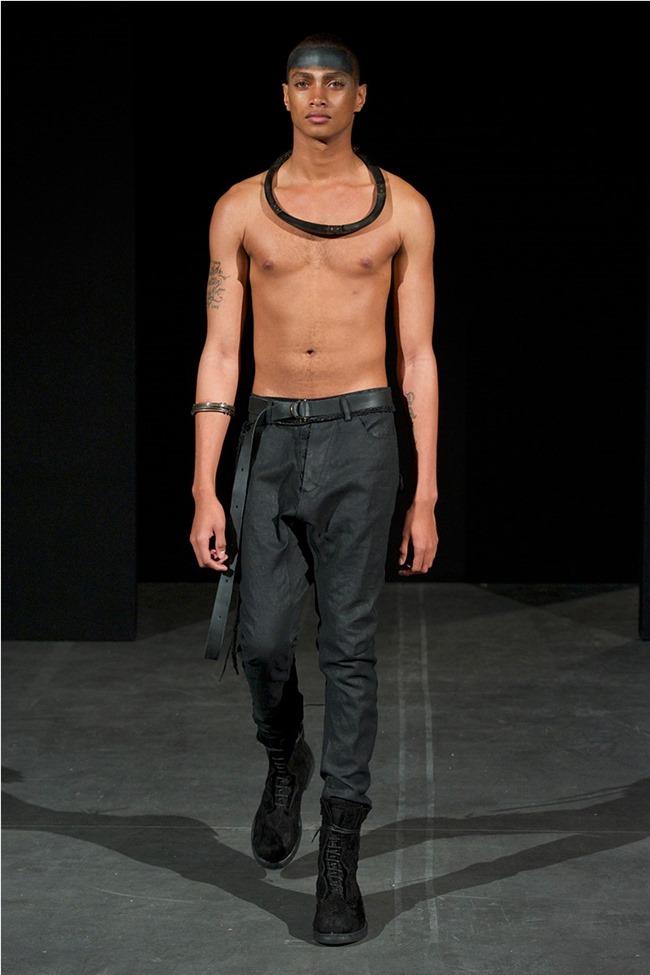 PARIS FASHION WEEK Cedric Jacquemyn Menswear Fall 2014. www.imageamplified.com, Image Amplified (1)