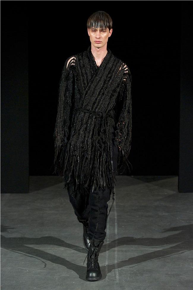PARIS FASHION WEEK Cedric Jacquemyn Menswear Fall 2014. www.imageamplified.com, Image Amplified (3)