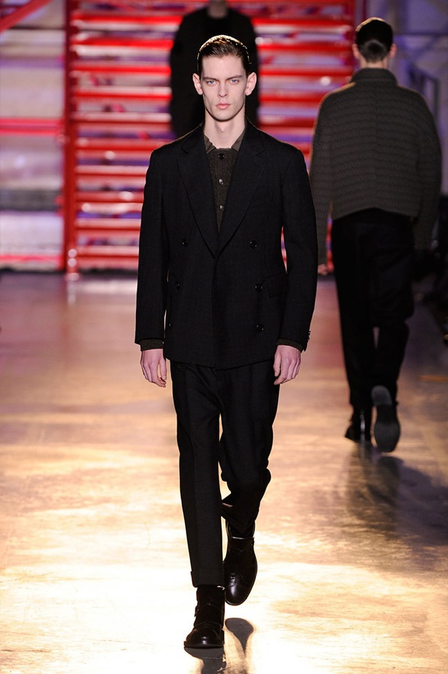 PARIS FASHION WEEK Cerruti Menswear Fall 2014. www.imageamplified.com, Image Amplified (1)